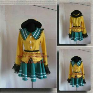 Touhou Project Chireiden Koishi Komeiji Cosplay Costume