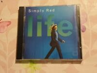 Simply Red : Life CD (1995)- In near mint condition, quality assured, top seller