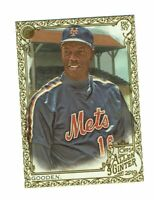 2019 Topps Allen & Ginter Gold #274 Dwight Gooden New York Mets
