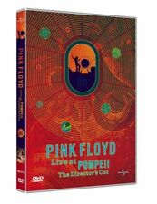 PINK FLOYD - LIVE AT POMPEII directors cut   - DVD - PAL Region 2 - New