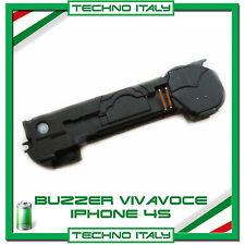 CONNETTORE BUZZER MICROFONO SPEAKER per IPHONE 4 4SFLEX ALTOPARLANTE