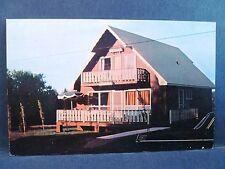 Postcard PA Uniondale Village of the Four Seasons Resort Elk Mountain Ski Chalet