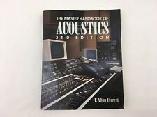 The Master Handbook of Acoustics by F. Alton Everest 1993 Paperback 3rd Edition