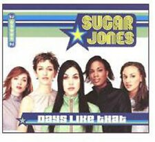 Sugar Jones – Days Like That ( CD Maxi ,2001 )