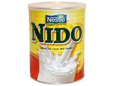 900g NIDO Nestle Milchpulver Große Dose Instant Cream Milk Powder Milch Pulver
