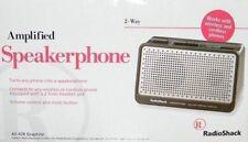 Radio Shack (43-428) 2-Way Amplified Speakerphone With Volume Control **NEW**