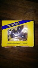 "BrassCraft 3/8"" Iron Pipe Angle Stop  OR15 C1"