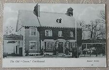 Linen Collectable British Postcards