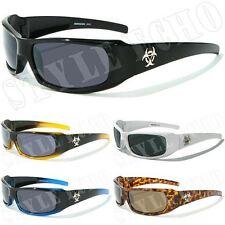 Biohazard Contemporary Design Mens Fashion Sunglasses
