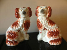 Unboxed Earthenware Animals British Staffordshire Pottery