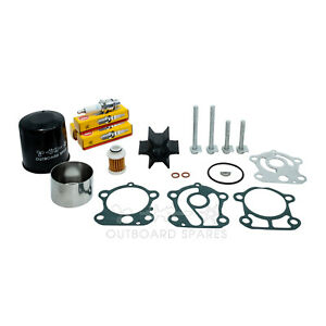 Yamaha Annual Service Kit for F80-100hp 4 Stroke Outboard