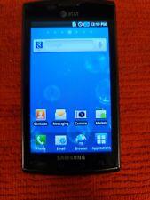 2 AT&T Samsung S Captivate SGH-I897 Smartphones