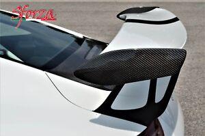 Porsche 911 991.1 GT3 RS Carbon fiber Rear Wing End Plates