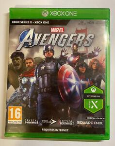 Marvel's Avengers Microsoft Xbox One