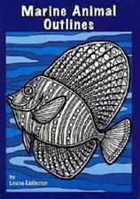 Teacher art book - colouring - Marine Animal Outlines