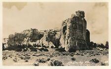 Vintage RPPC Inscription Rock, Arizona Sgd. Mullarky Real Photo Postcard