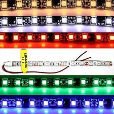 12V Volt LED Strip Waterproof Cable Self Adhesive Lighting Stripes 9,99 €/ M