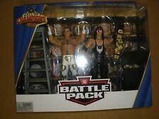 WWE SHAWN MICHAELS BRET HART HALL OF CHAMPIONS ELITE BATTLE PACK FIGURE