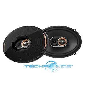 "NEW Infinity KAPPA 93IX 330 Watts 6"" x 9"" 3-Way Coaxial Car Audio Speakers 6""x9"