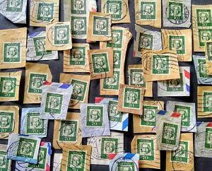 Vintage Postage Stamps Green 45+ The Deutsche Bundes Post 70 Ludwig van...