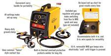 mig welder 125 amp , metal fabricating ,body work, metal repair