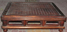China Antique Furniture huanghuali wood Bonsai Potted Flower Stand flower Shelf