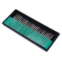 30Pcs Professional Emery Grinding Head Grinding Needle Set for Model Tools