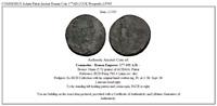COMMODUS Achaia Patrai  Ancient Roman Coin 177AD LUCK Prosperity  i15595