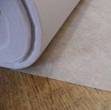 Ligero puede fusionarse Termoadhesivo entretela en blanco - se vende por metros
