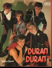 1984 Vintage DURAN DURAN - Photo Book by Maria David - Hardcover