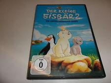 DVD   Der kleine Eisbär 2 - Die geheimnisvolle Insel