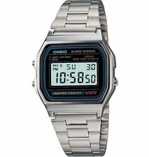 Casio Classic A158WA-1 Digital Wristwatch for Men - Silver