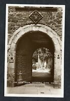 C1930's View of the Gate House, Cathedral Close, Exeter.