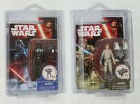 Star Wars- The Empire Strikes Back: LUKE SKYWALKER & DARTH VADER Action Figures