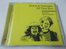 SIMON & GARFUNKEL - ALL TIME BEST - 2011 CD ALBUM - RECLAM MUSIK EDITION