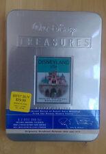 Walt Disney Treasures: Disneyland USA - Special Historical Broadcasts (DVD, 2001