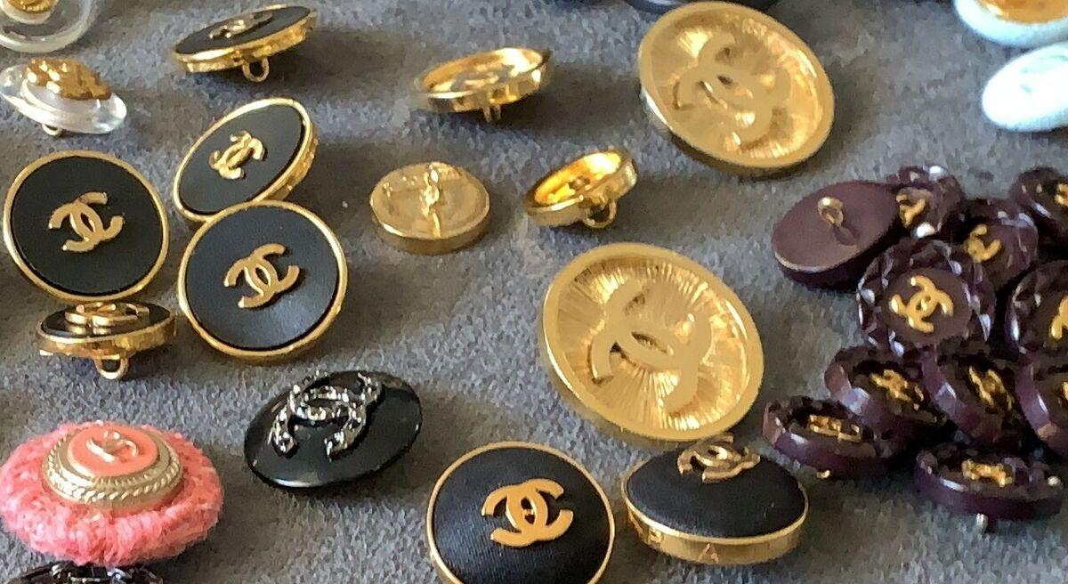 Au bouton d'or mercerie et vintage