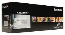 ORIGINAL LEXMARK TONER C3220K0 für C3224 dw MC 3426 dw MC 3326 adwe MC 3224i