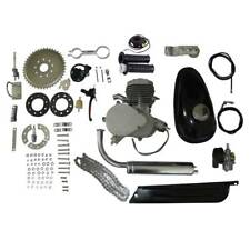 New 80cc 2-Stroke Silver engine Motor kit for Motorized Bicycle