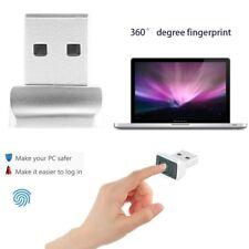 Smart USB Fingerprint Reader Touch Access Password-free for Windows10 Laptop PC