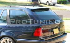 BMW 5 ser E39 95-03 Touring Aerodynamic trunk spoiler 5 Door TAILGATE Estate M5