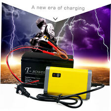 Car Battery Charger Motorcycle Accessory 12V 2A Automatic Power Supply UK