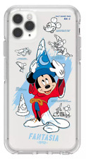 Disney Otterbox Ink & Paint Sorcerer Mickey Clear iPhone 11 Pro Max Case NEW