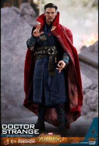 Doctor Strange 1/6 figure by Hot Toys Avengers: Infinity War MMS