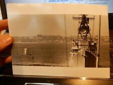 GERMAN  NAVY WESSEX & DIVER   HELICOPTER OPERATIONS    VINTAGE  PHOTOGRAPH