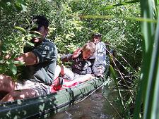 Survival Kanutour auf der Mildenitz durch zugewucherte Flüsse + über tolle Seen