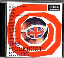 CD . The FREAKBEAT SCENE (Attack Birds Syn Marc Bolan Fire Timebox mkmbh)