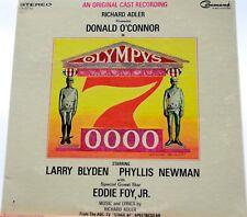 ORIGINAL CAST  Olympus 7-0000 DON O'CONNOR  /  ORIGINAL US 1966 LP SEALED Mint-!