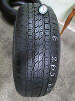 1 Tire 265 65 17 Firestone Destination LE 72% Tread