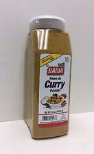 1 lb Bottle-Curry/Powder/Ground/Jamaican/Style/Polvo/Seasoning/No Gluten/Kosher